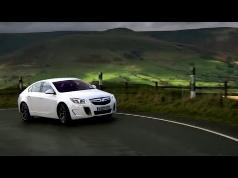 Vauxhall VXR road test | Now in Full HD | Top Gear | BBC
