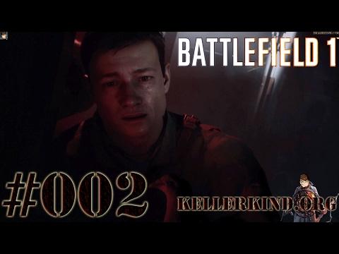 Battlefield 1 #002 - Hinter feindlichen Linien ★ EmKa plays Battlefield 1 [HD|60FPS]