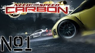 Need For Speed Carbon #1 - Biz Rockport Çocuğuyuz Oğlum!