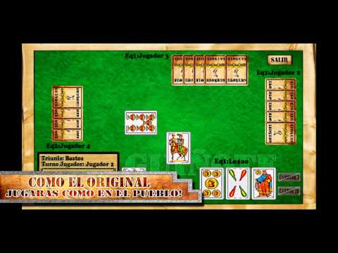 Video of Cards Game Guinote