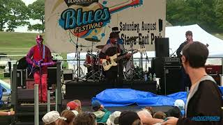 Biscuit Miller  The Mix Live @ The 7th Annual Gloucester Blues Festival 8/11/18