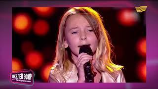Қазақстандық Данэлия Тулешова Украинаның «Голос. Дети» шоуының финалына өтті