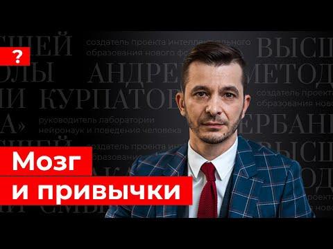 Мозг и привычки. Андрей Курпатов