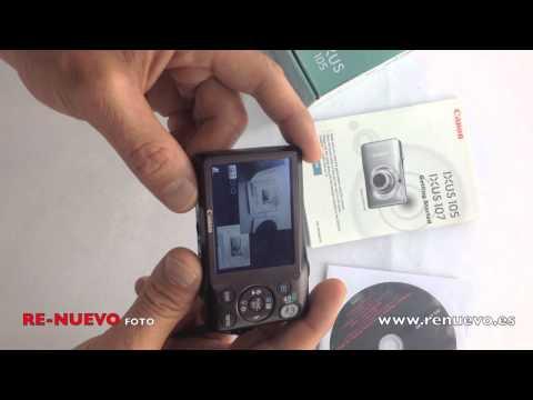 Comprobar una cámara digital compacta de segunda mano o usada (Parte 1) -- Re-Nuevo