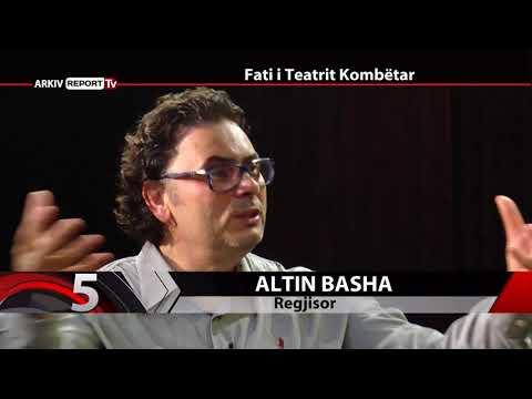 REPORT TV, 5 PYETJET NGA BABARAMO - I FTUAR ALTIN BASHA - PJESA E DYTE