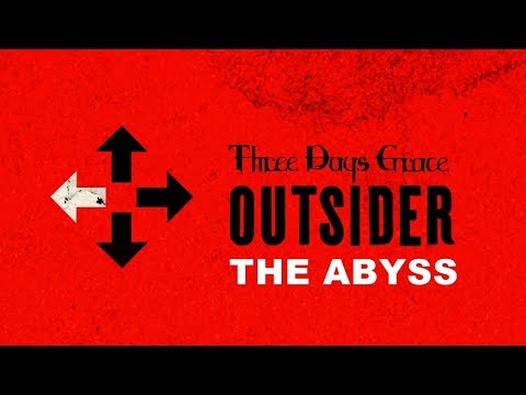 Three Days Grace - The Abyss (Audio)