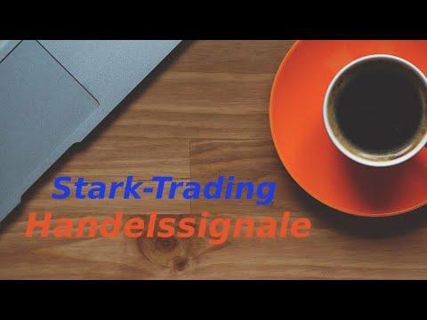 Stark-Trading Handelssignale - Woche zum 17.08.2020