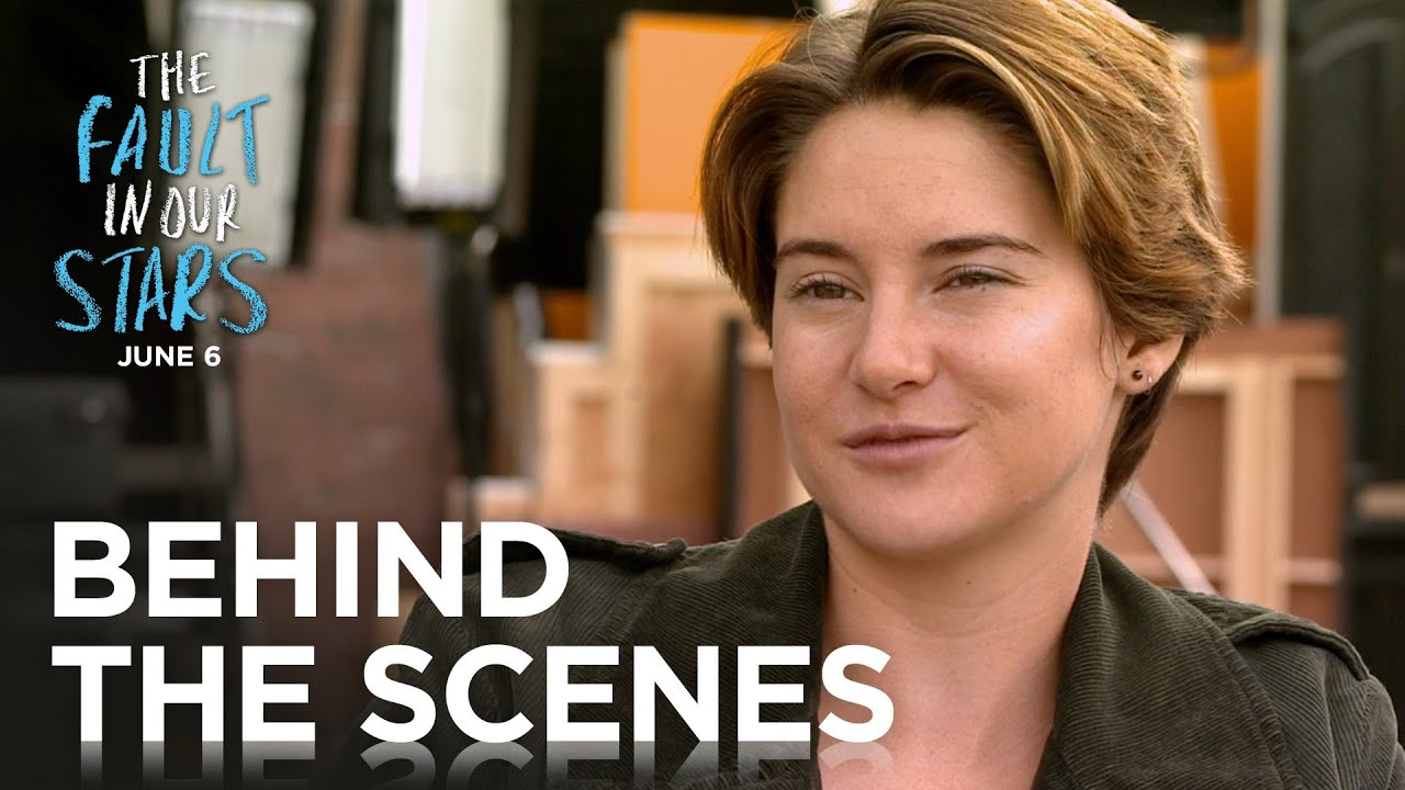 The Fault In Our Stars - The Scribe on Set: The Transformation