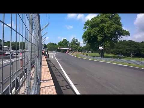 Oulton Park 2014 – Start / Finish