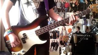 Angels And Airwaves - The Disease Bass Cover