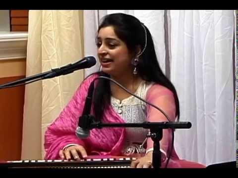 Cover of Dasht-e-Tanhai - Poojaa Live in concert