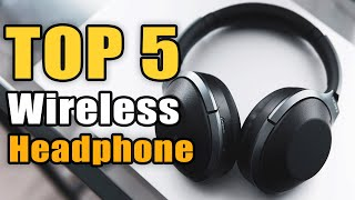 Top 5 Best Noise Cancelling Wireless Headphones On Aliexpress