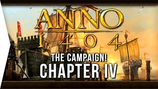 Anno 1404 ► Mission 4: The Lost Children! - [Campaign Gameplay]
