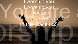 Sinach - The presence of the Lord.wmv