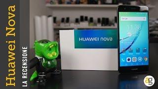 RECENSIONE Huawei NOVA