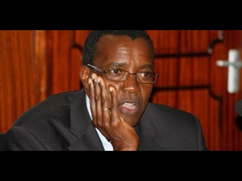Chief Justice Maraga rattles Jubilee government; warns of consequences