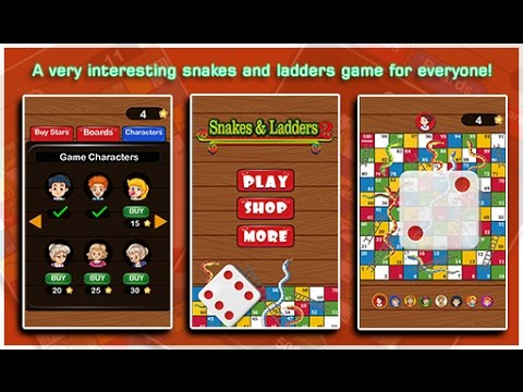 Snakes & Ladders 2 Unity3d Game Source code - Unity 3D - Complete