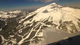 Big Sky Montana Aerial Tour