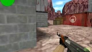 Обзор игры Counter-Strike 1.6 от Зимина (Часть 1)