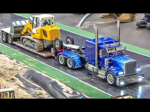Awesome RC Trucks! Extreme Modified Trucks In Action!