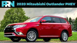 2020 Mitsubishi Outlander PHEV GT S-AWC Full Tour & Review