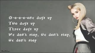 Gambar cover 1,2,3 dayz up [Lyrics] feat. SOPHIE & Kim Petras