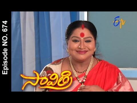 Savithri | 30th May 2017 | Full Episode No 674 | ETV Telugu