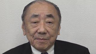 初代内閣安全保障室長佐々淳行氏「念願の特定秘密保護法案が成立される」