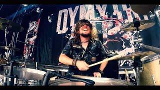 "Miloš Meier - Dymytry Drum cam ""Z Pekla"" - MoR 2017"