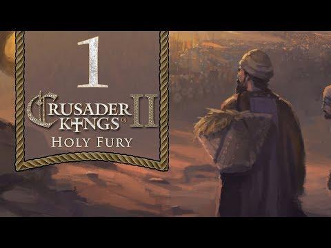 Lets Play Crusader Kings 2 | Part 2 | Holy Fury | House Ronaldingi