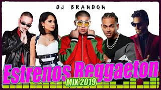 MIX REGGAETON 2019 (NICKY JAM , OZUNA, ANUEL AA, BAD BUNNY ...)