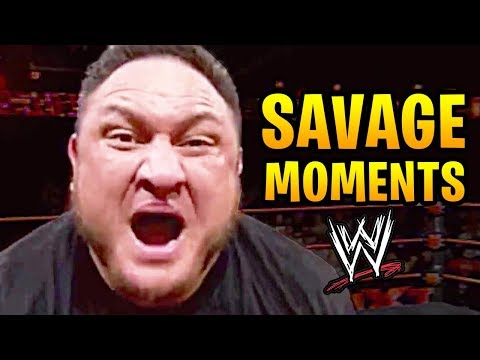 10 Most Savage WWE Superstars Moments In 2019!