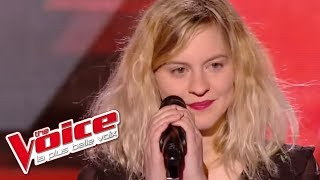 Elise Melinand « You're the One That I Want » (Grease)| The Voice 2017 | Blind Audition