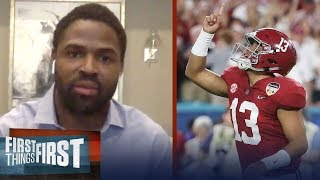 Drafting Tua Will Change The Miami Dolphins Franchise — Torrey Smith | NFL | FIRST THINGS FIRST