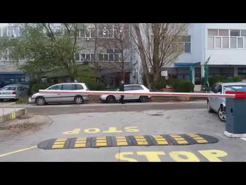 Работен цикъл на бариера – София