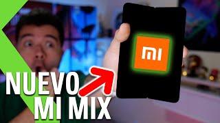 ¡NUEVO XIAOMI MI MIX! - ¿El primer PLEGABLE de Xiaomi?