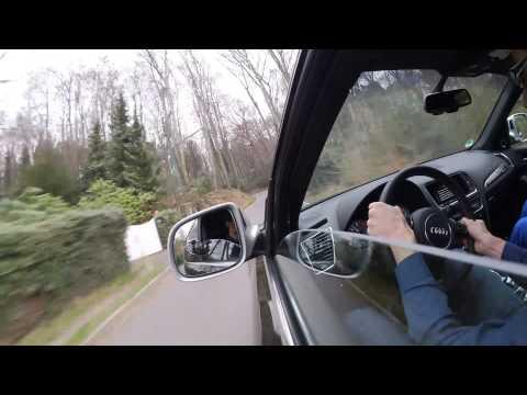 Audi SQ5 3.0 TDI acceleration 0-100 km/h 0-60 mph - Autogefülh