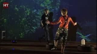 Новгородский театр для детей и молодежи «Малый» представляет премьеру «Чик. Гудбай, Берлин!»