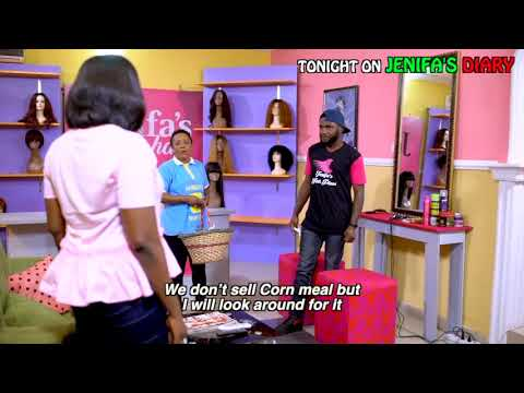 Jenifa's diary Season 10 Episode 8 - showing on AIT (Ch 253 on DSTV), 7.30pm