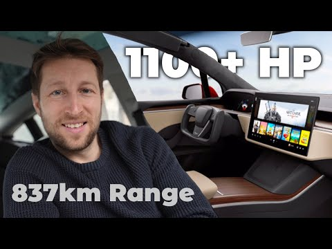 Let's talk about new Tesla Model S Plaid+ & Model X Refresh 2021
