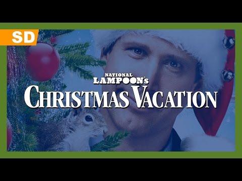 Video trailer för National Lampoon's Christmas Vacation (1989) Trailer