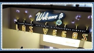 Day 1 -  Flying to Las Vegas (& checking into The Wynn )