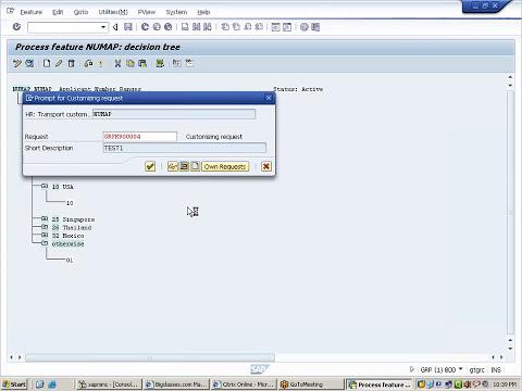 SAP HR System Training   SAP HCM System Tutorials - Part 8 ...