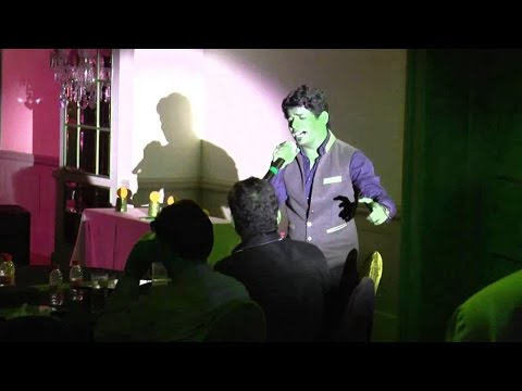 Abhishek - Live - Corporate Show 2