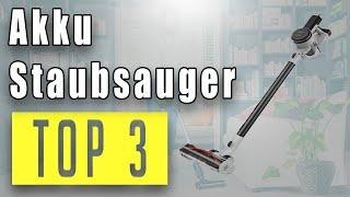 TOP 3: Bester AKKU STAUBSAUGER 2020! Günstiger und Bester kabelloser Staubsauger! [DEUTSCH]