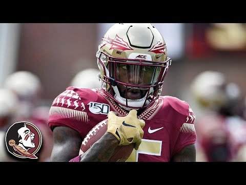 FSU's Tamorrion Terry Blows Through Busted Coverage For Long TD Catch