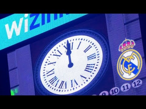 Campanadas Wizink Center Real Madrid-Estudiantes