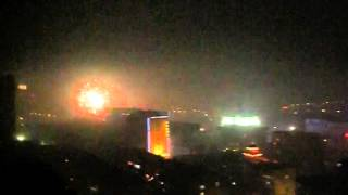 preview picture of video 'Chinese New Year Fireworks in Changzhi'
