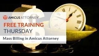 Amicus Attorney video