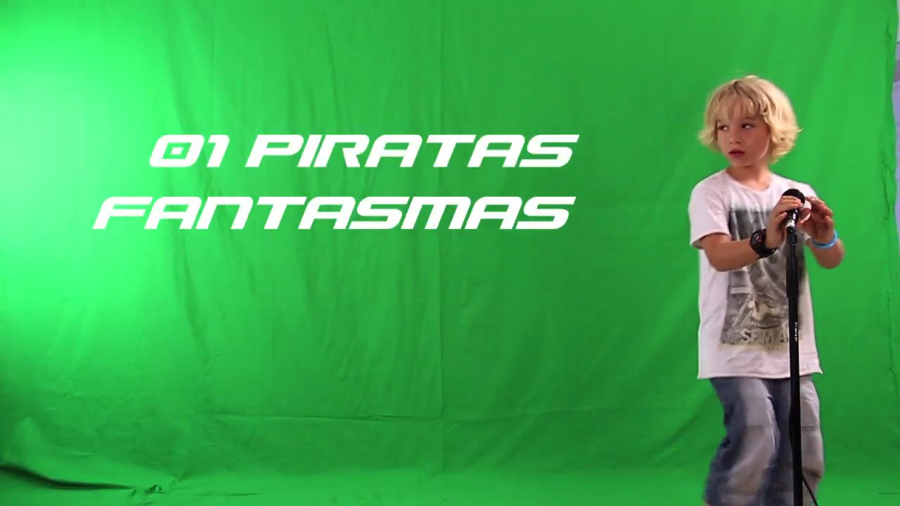 FANTASMAS PIRATAS #1
